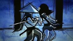 Breaking Up With A #Ninja - Requiem For Romance #Animated Short