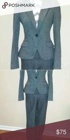Express suit Dark gray suit Express Other