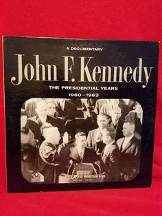 JFKA Documentary John F. Kennedy The by TheVintageRecordStop