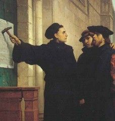 Martin Luther on beer