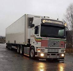 - - #Genel Road Hog, Volvo Trucks, Vintage Trucks, Custom Trucks, Classic Trucks, Semi Trucks, Cool Trucks, Motorhome, Rigs