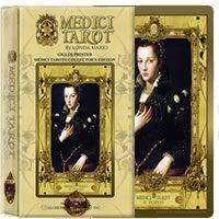 Medici Tarot By Londa R. Marks, at WorldOfTarot.com Tarot Decks, Frame, Gifts, Wave, Cards, Picture Frame, Presents, Tarot Cards, Favors