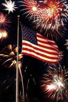Happy 4th of July & have a safe & fun long weekend!!