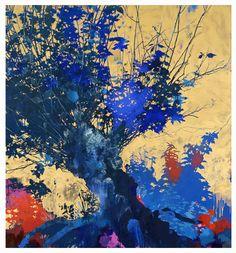 Henrik Simonsen | Henrik Simonsen - Blue Tree