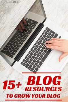 ATTENTION BLOGGERS! Grow your blog in 2015! With these awesome blog resources, you will be able to grow your blog AND efficiently manage your time!