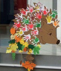 Kindergarten - Fall Crafts For Kids Animal Crafts For Kids, Fall Crafts For Kids, Toddler Crafts, Art For Kids, Autumn Crafts, Autumn Art, Autumn Theme, Holiday Crafts, Autumn Activities