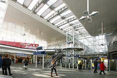 C S Leiden Railway Station, Leiden