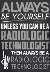 En gang radiograf altid radiograf... Lidt ligesom Citroën... Ja ja vi ved, at er underlige. Men det er kun os der ved det