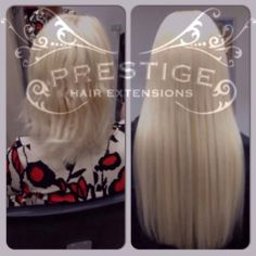 Full head of pre bonded hair extensions in 16 inch book an 22 inch single drawn micro keratin bonds prestige russian standard hair extensions shade 24 fitted in pmusecretfo Choice Image