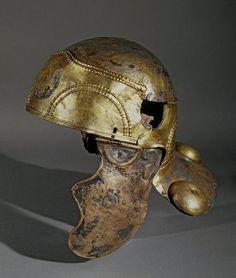 Helmet, 1st Century AD, Romano-British (Source: The British Museum)