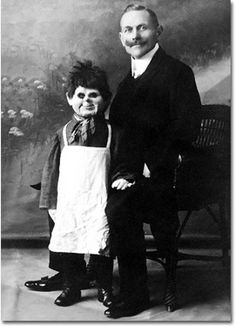 This is almost too scary to pin. But I had to.  Eek.   13 Old-Timey Photos That Prove History Was Haunted   Cracked.com