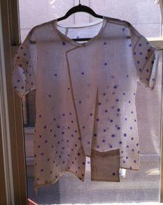 Diane Ericson Design - camp shirt redesigned