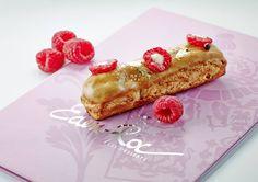 Caramel - fleur de sel et framboise - Lilian Bonnefoi