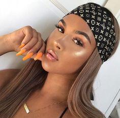wow,i love love her glowing make up Makeup Goals, Makeup Inspo, Makeup Inspiration, Makeup Tips, Beauty Makeup, Eye Makeup, Hair Makeup, Hair Beauty, Bikini Inspiration