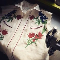 Go West! Why These Custom-Embroidered Cowboy Shirts Are Topping Our Fall Shopping Lists