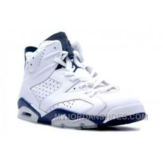 017a90c1024b 136038-141 Air Jordan 6 (VI) Retro White Midnight Navy A06003