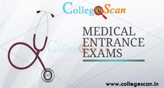 collegescan.in: Most Awaited Medical Exams In 2016