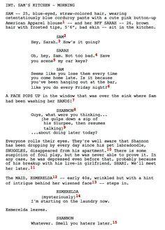 This Scene Sucks: 15 Screenwriting Mistakes to Avoid - Script Magazine.