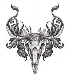 really like the horns!