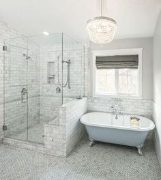 Clawfoot Tub Bathroom Design Ideas, Pictures, Remodel, and Decor - page 19