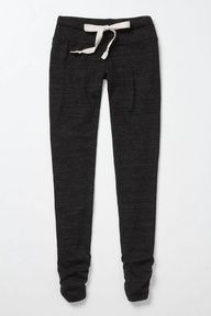 The only sweats acceptable to wear in public.