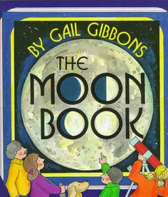 Fiction and Nonfiction Children's Books about the Moon! Perfect for learning about astronomy, a space unit study, and learning about the Moon Phases. Moon Activities, Science Activities, Science Fun, Science Ideas, Science Books, Science Experiments, Science Lessons, Science Space, Space Activities