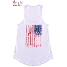 Plus Size American Flag Tank NWOT Plus Size American Flag Tank!  So cute and perfect for Memorial Day and the Fourth of July!  Great quality-love this vendor!  Price firm unless bundled.                                                     ▪️95% Rayon 5% Spandex.                                 ▪️Hand wash.                                                       ▪️Made in the USA!                                         PayPal Trades Boutique Tops Tank Tops