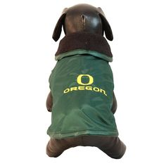NCAA Oregon Ducks All Weather Resistant Protective Dog Outerwear -- New and awesome dog product awaits you, Read it now  : Dog Apparel and Accessories