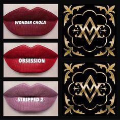 @vividaddiction HELLO BABES ITS BEEN A LONG TIME!!! SO GUESS WHAT? OUR POPULAR LIQUID MATTE LIPSTICK SHADES ARE COMING BACK TOMORROW!!! THESE SHADES WILL BE BACK IN STOCK 4/07/16 AT 1PM PST ❤️❤️❤️ and these amazing gorgeous lips are by the talented @depechegurl  #motd #wonderchola #obsession #stripped2 #liquidmattelipstick