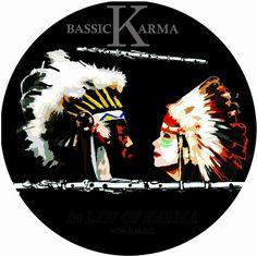 Bassickarma logo by Thabang Moletsane Law Of Karma, World Music, Logos, Movie Posters, Art, Art Background, Film Poster, Logo, Popcorn Posters