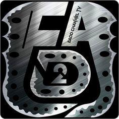 Logo Oficial EADD CHANNEL TV 2020.