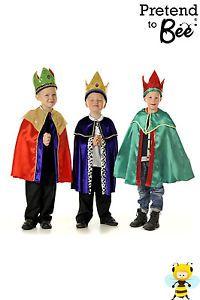 Three wise men - I like the cape idea.