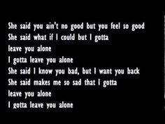 Young Jeezy Ft. Ne-yo - Leave You Alone Lyrics