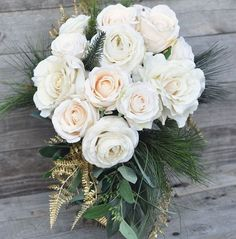 Holly's Wedding Flowers shipping silk wedding flowers worldwide from our shop on Etsy, Holly's Flowers Shoppe.