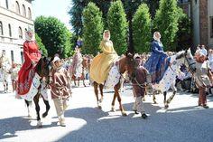 La sfilata del Palio di Legnano 2013 - Il Giorno foto