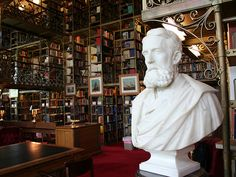 AD White Library, Cornell University; photo by Olin & Uris Libraries