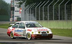 Assetto Corsa - Ford Sierra Cosworth RS500 DTM - Imola