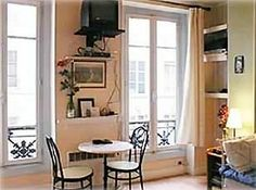 the apartment we stayed in in Paris... ready to go back!
