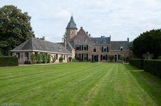 Kasteel Zwijnsbergen te Helvoirt / Noord-Brabant Nederland