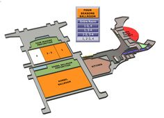 colorado convention center floor plan convention home