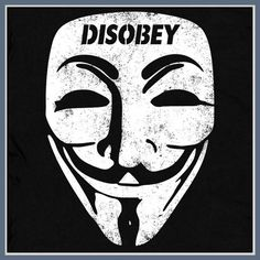 Guy Fawkes T Shirt Guy Fawkes Mask T Shirt Hacker T Shirt Disobey Shirt Anarchy T Shirt Anti Government Anonymous Tee Revolution Tee Shirts V Pour Vendetta, Vendetta Mask, Guy Fawkes Mask, Sleeve Tattoos, Tattoo Sleeves, Bella Canvas, Tattoos For Guys, Men Tattoos, Tattoo Artists