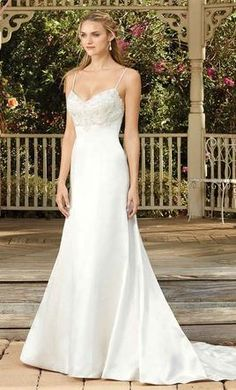 Casablanca 2275 BLUEBELL  wedding dress currently for sale at 59% off retail.