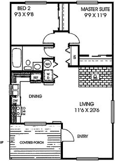 Floor Plan*** Like this one too