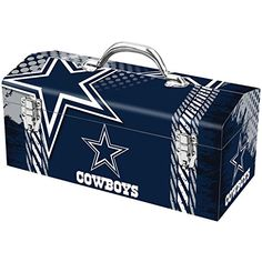 S.A.W. 79-309 Dallas Cowboys Art Deco Tool Box