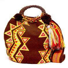 15% OFF Limited ED. Hermosa Wayuu Bag - MOCHILAS WAYUU BAGS