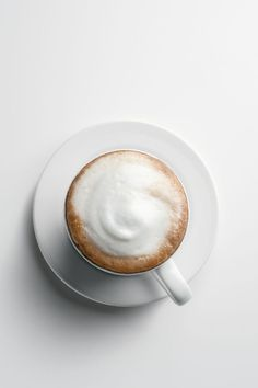 Morning cappuccino   coffee & tea . Kaffee & Tee . café & thé   Food. Art + Style. Photography  