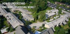 HOW TO MAKE COHOUSING WORK