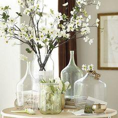 Ballard Designs - Glass Demijohn