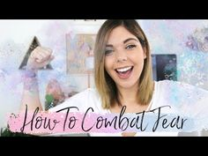(246) HOW TO COMBAT FEAR | LAW OF ATTRACTION | Emma Mumford - YouTube Anxiety Panic Attacks, Mumford, Oracle Cards, Master Class, Book Recommendations, Law Of Attraction, Coaching, Youtube, Youtube Movies
