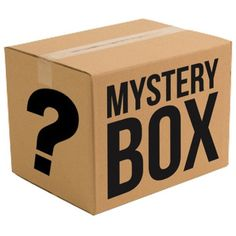 Mystery Boxes are containers of unlimited prize possibilities.